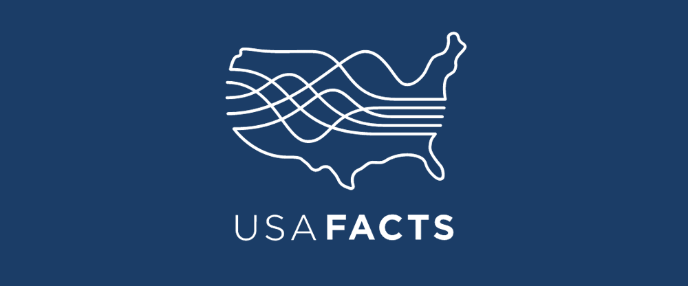 New Logo for USAFacts