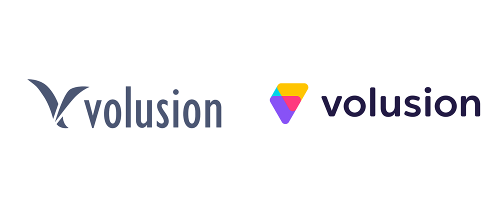 New Logo for Volusion