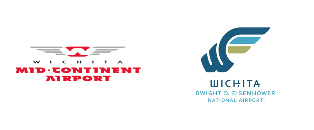 new logo for wichita dwight d