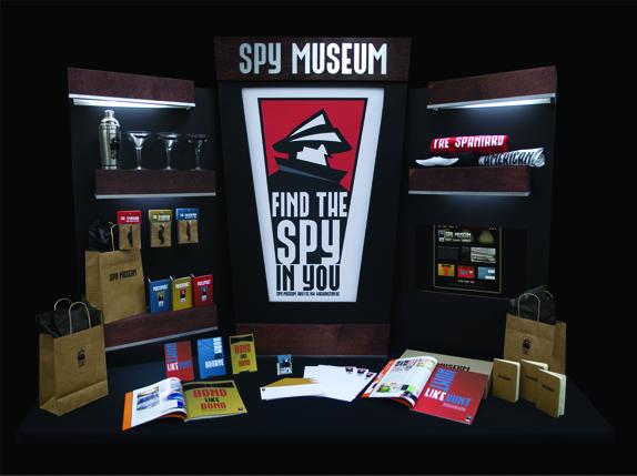 Spy Museum by Aubrey Birkholtz, Dave Mason and Sarah DeGarmo