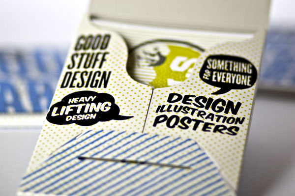 Good Stuff Design Good Cards