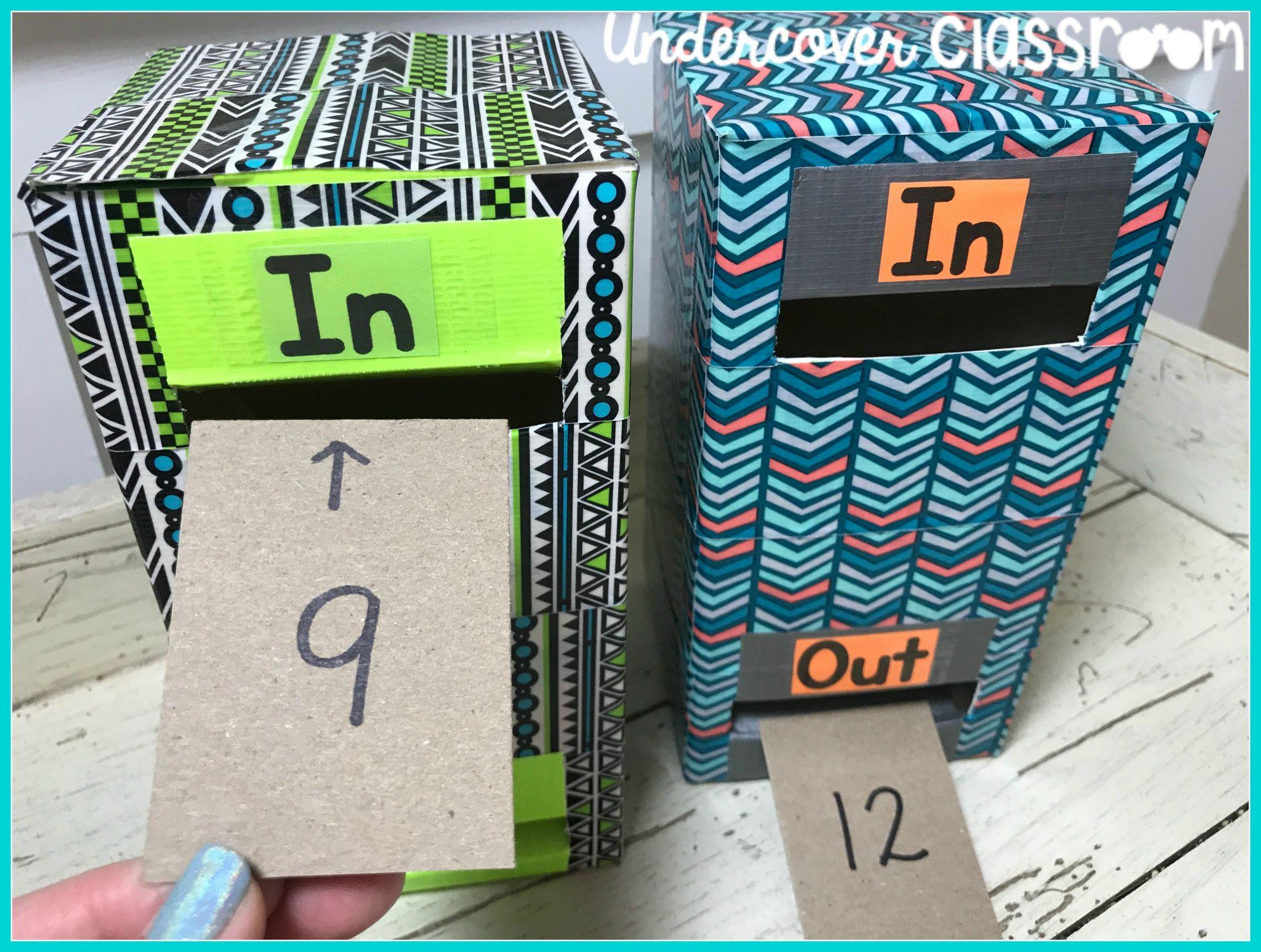 Diy Number Function Box