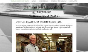 Damian McLaughlin Boatbuilder