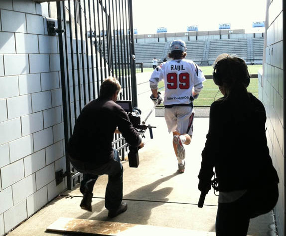 On Location With Lacrosse Star Paul Rabil