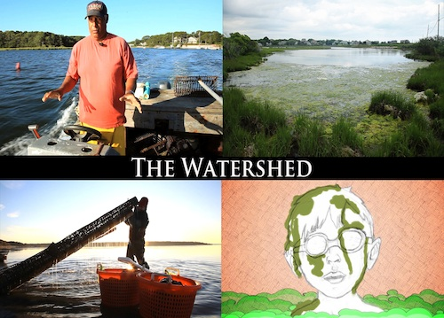 THE WATERSHED's Intn'l Premiere at Green Screen Fest