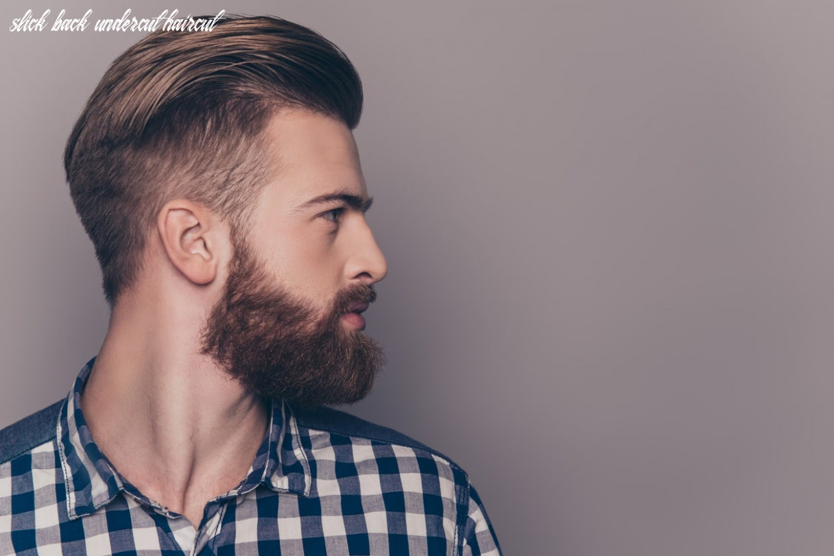 10 amazing slicked back undercut ideas you need to try!   outsons