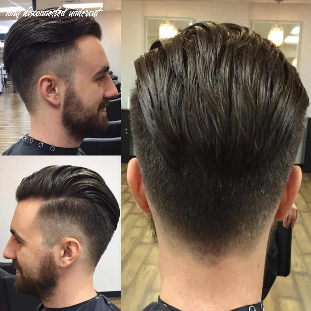 10 best disconnected undercuts for any men – hairstylecamp long disconnected undercut