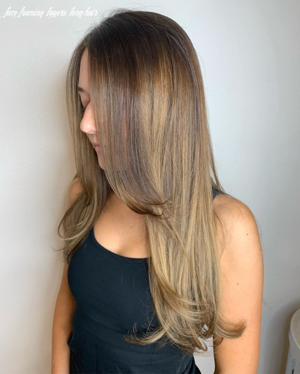 10 best layered haircuts and hairstyles for 10 hair adviser face framing layers long hair