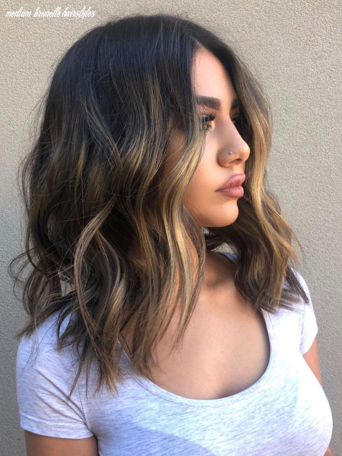 10 short brunette hairstyles for an awesome look haircuts