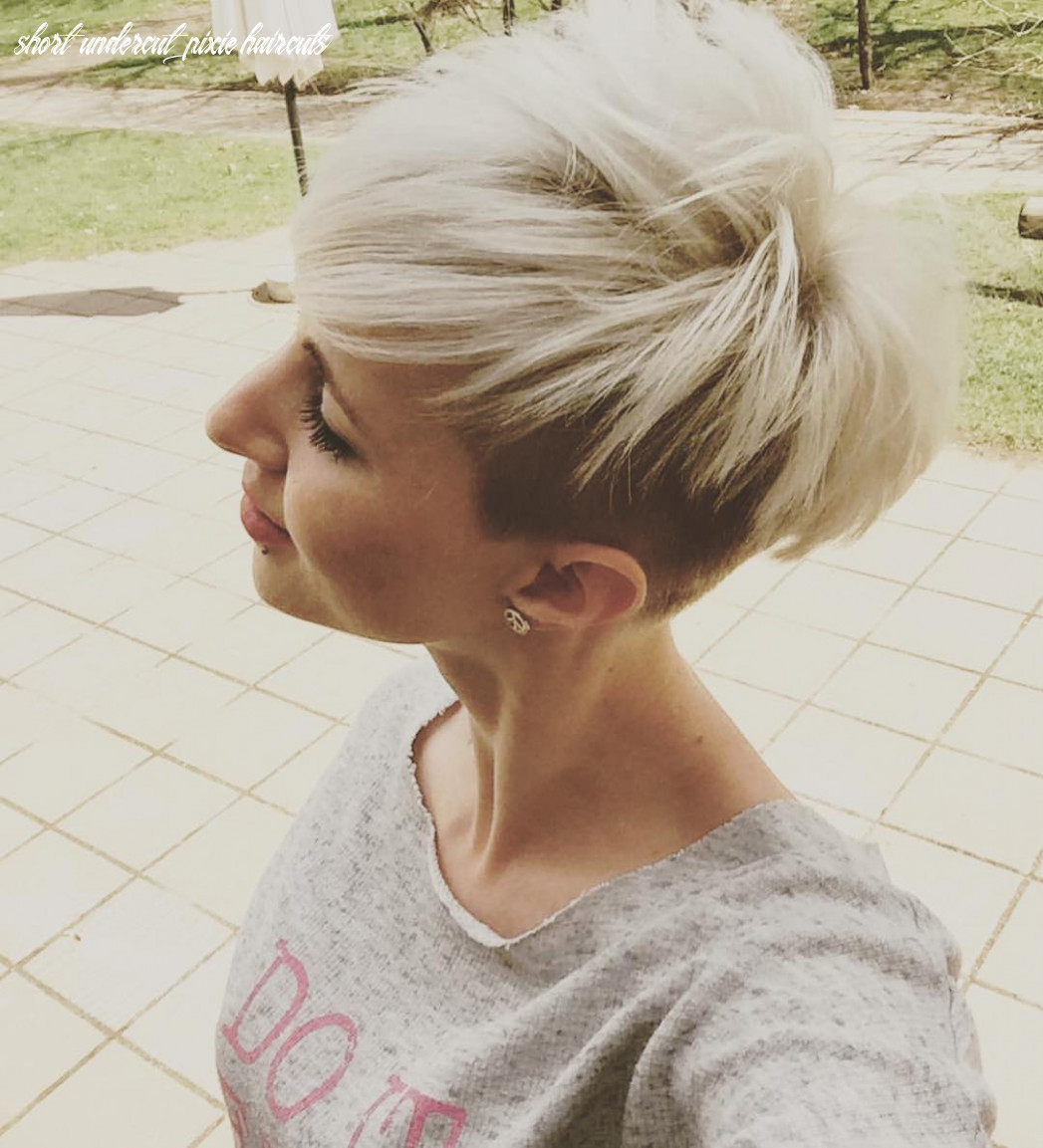 10 stylish pixie haircuts for female nicestyles short undercut pixie haircuts
