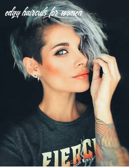 10 tempting edgy short haircuts for women [10] edgy haircuts for women