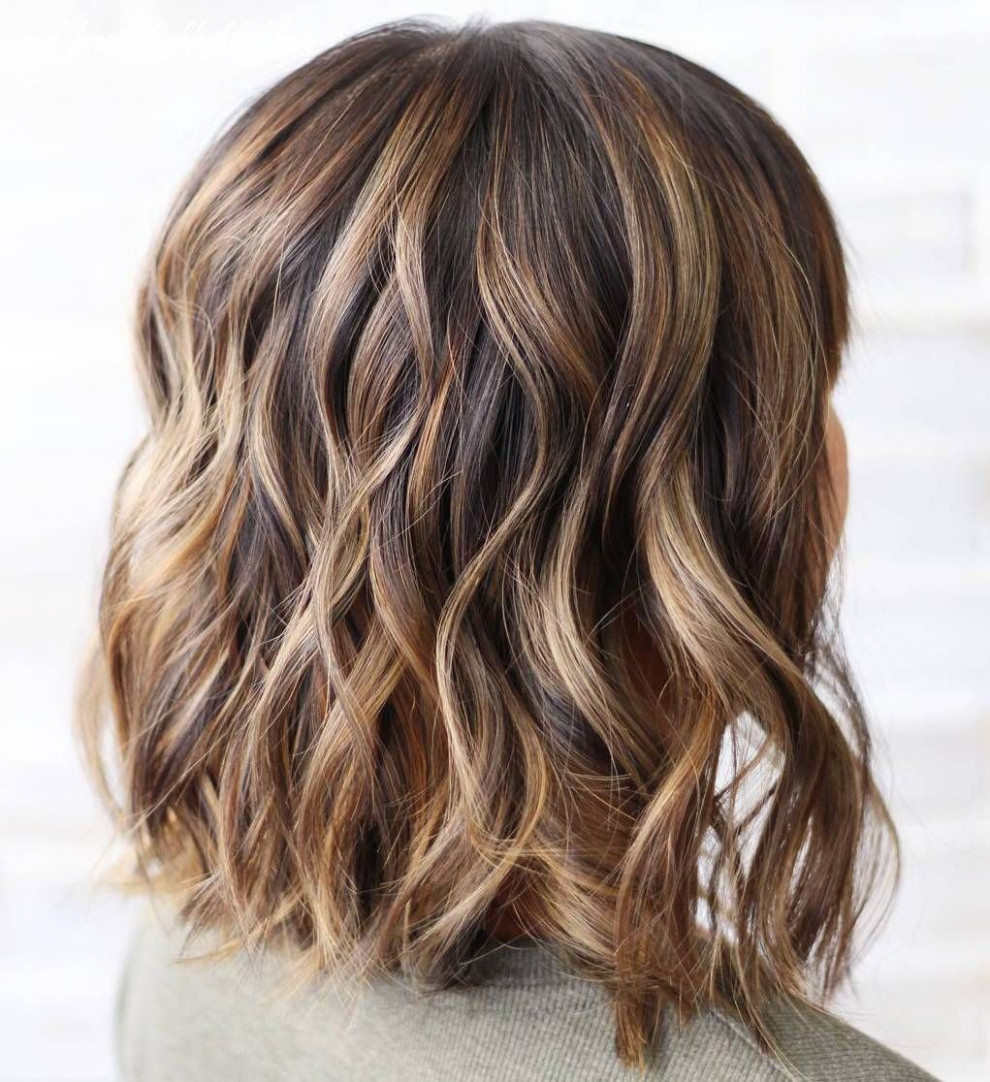 12 ideas for light brown hair with highlights and lowlights (with