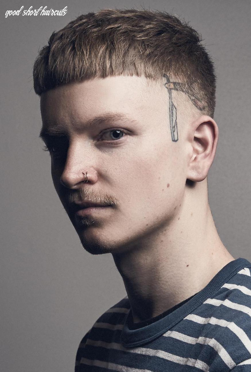 12 unique short hairstyles for men styling tips good short haircuts