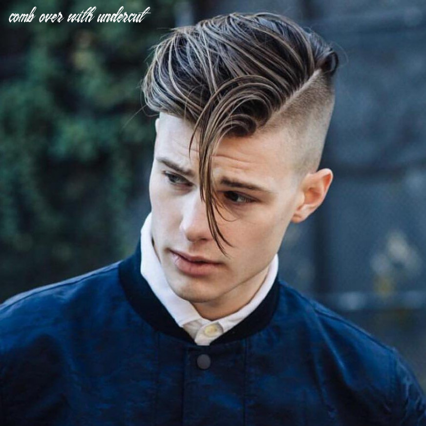 8 comb over fade haircuts for 8   cool hairstyles for men