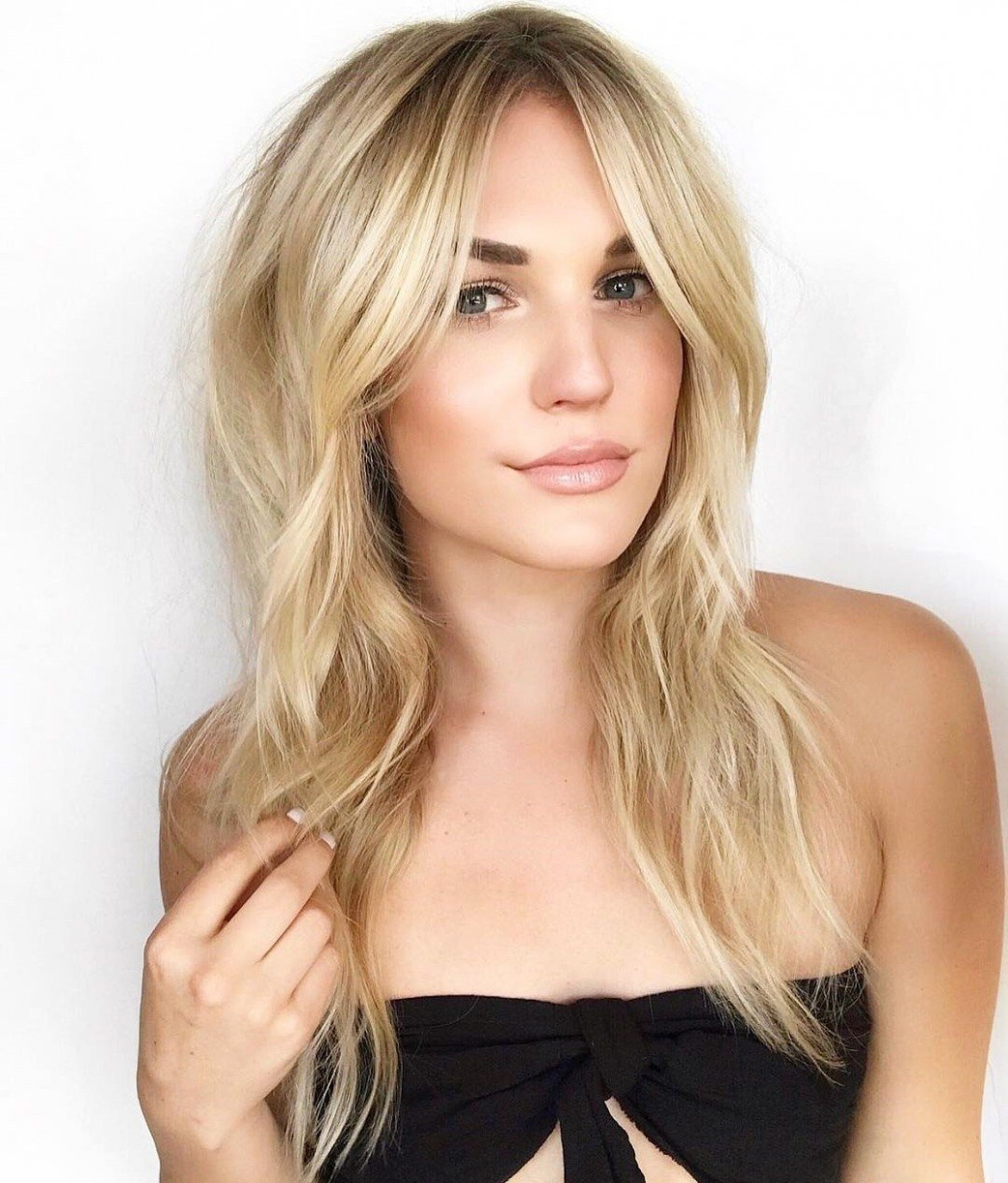 8 devastatingly cool haircuts for thin hair (with images) | long