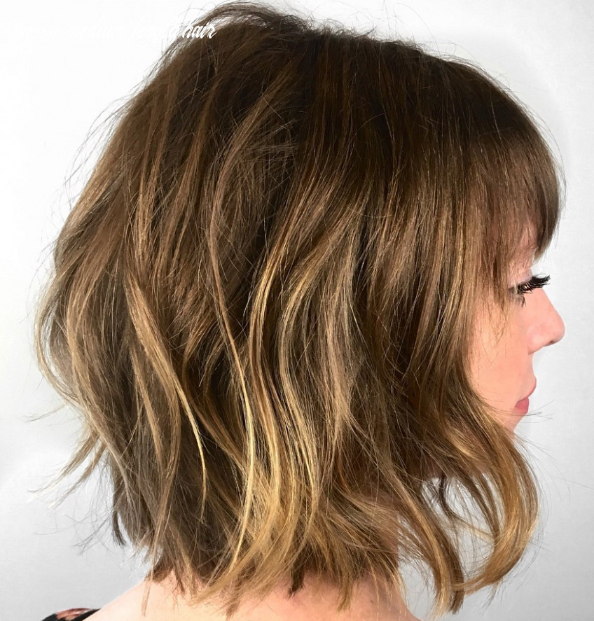 8 hottest and trendiest messy bobs worth trying in 8 hair