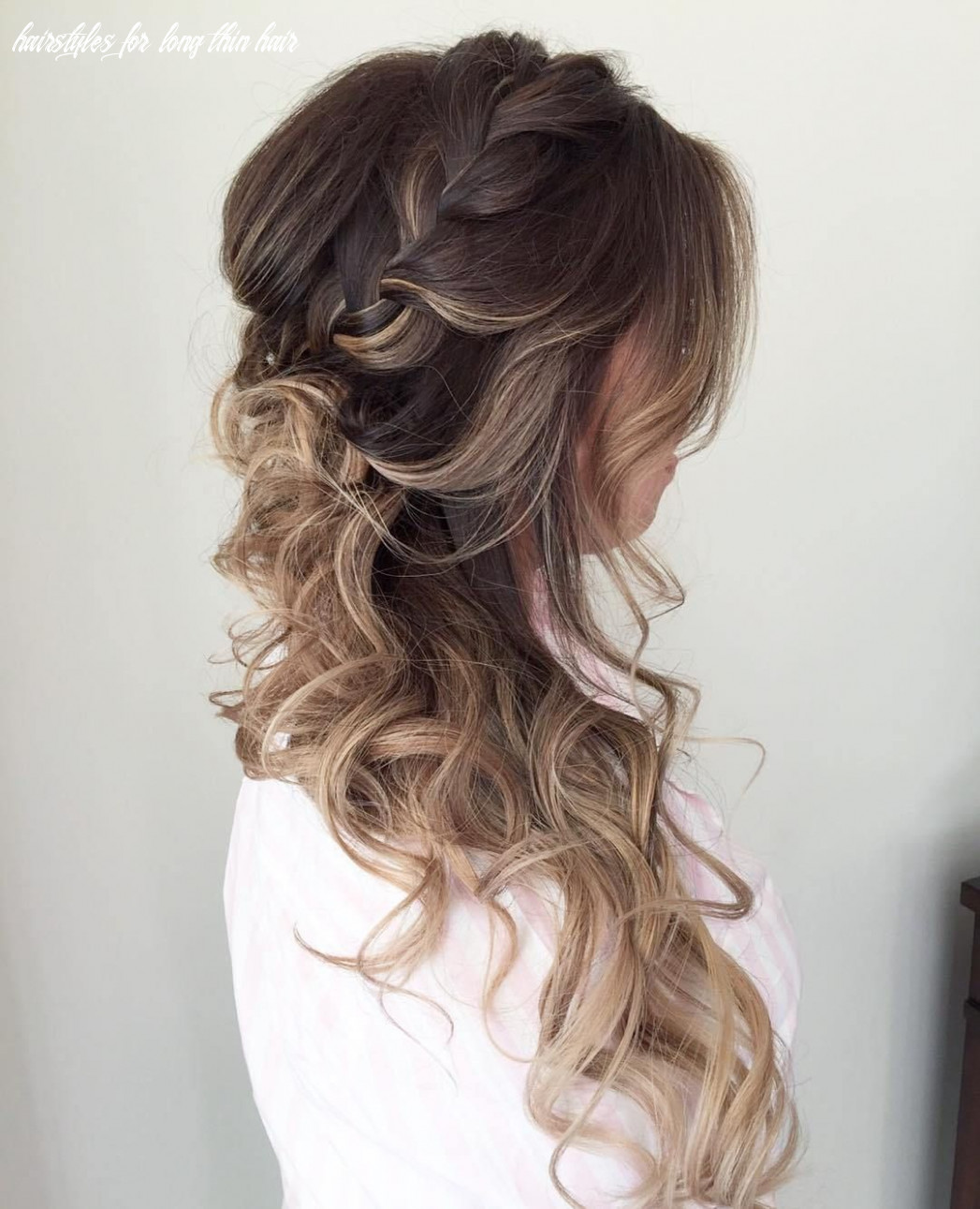 8 picture perfect hairstyles for long thin hair in 8