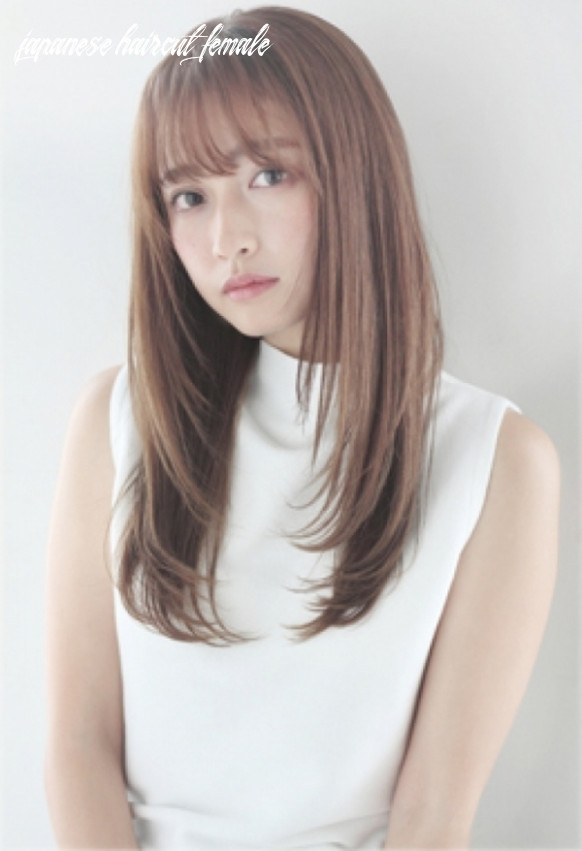 9 japanese hairstyles for women 9   hairstyles for women 9 japanese haircut female