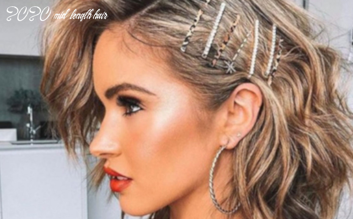 Game changing medium length hairstyles to rock in 10 | fashionisers© 2020 mid length hair