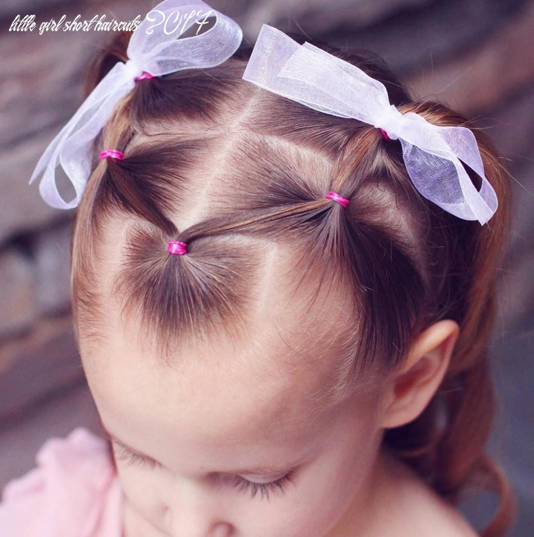 Nice 12 stunning little girls hairstyles creative styles for