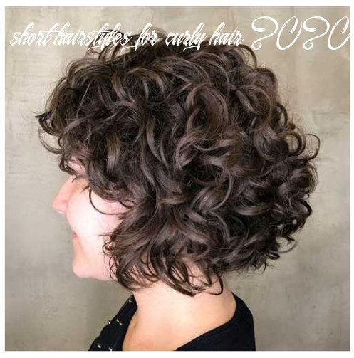 Pin auf hair short hairstyles for curly hair 2020