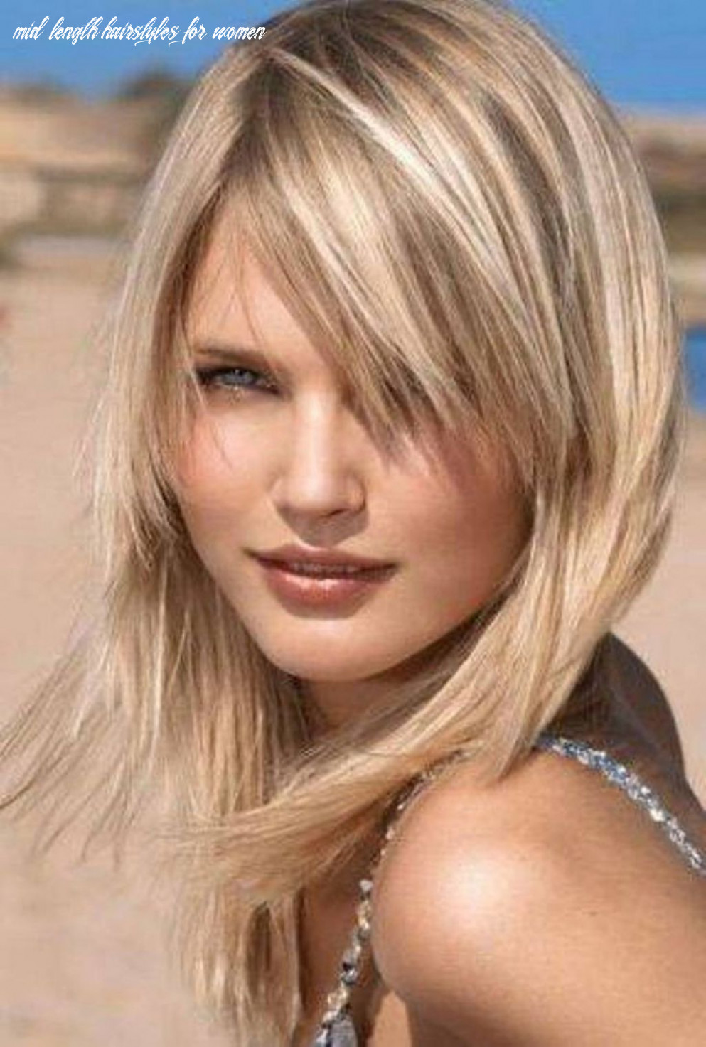 Pin on hair and beauty mid length hairstyles for women