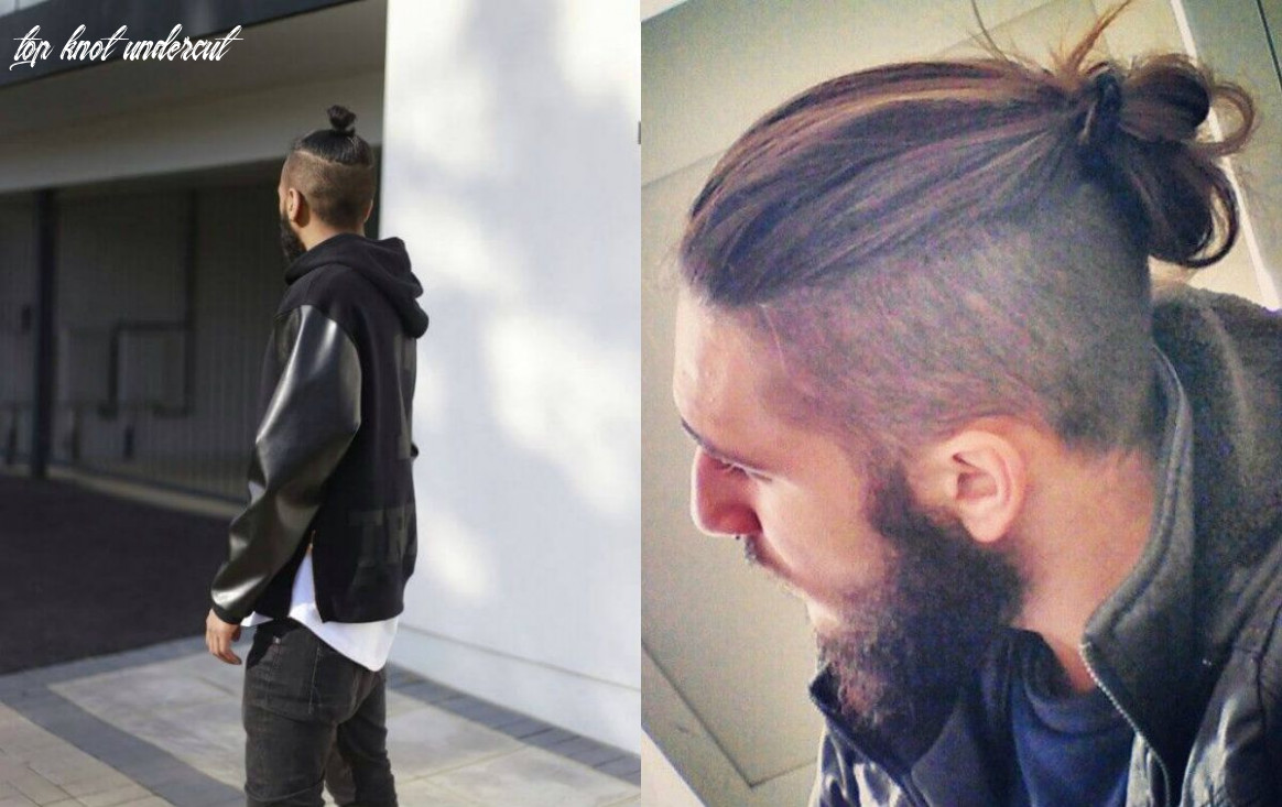 Samurai knots hairstyles for men have become mass trend (with