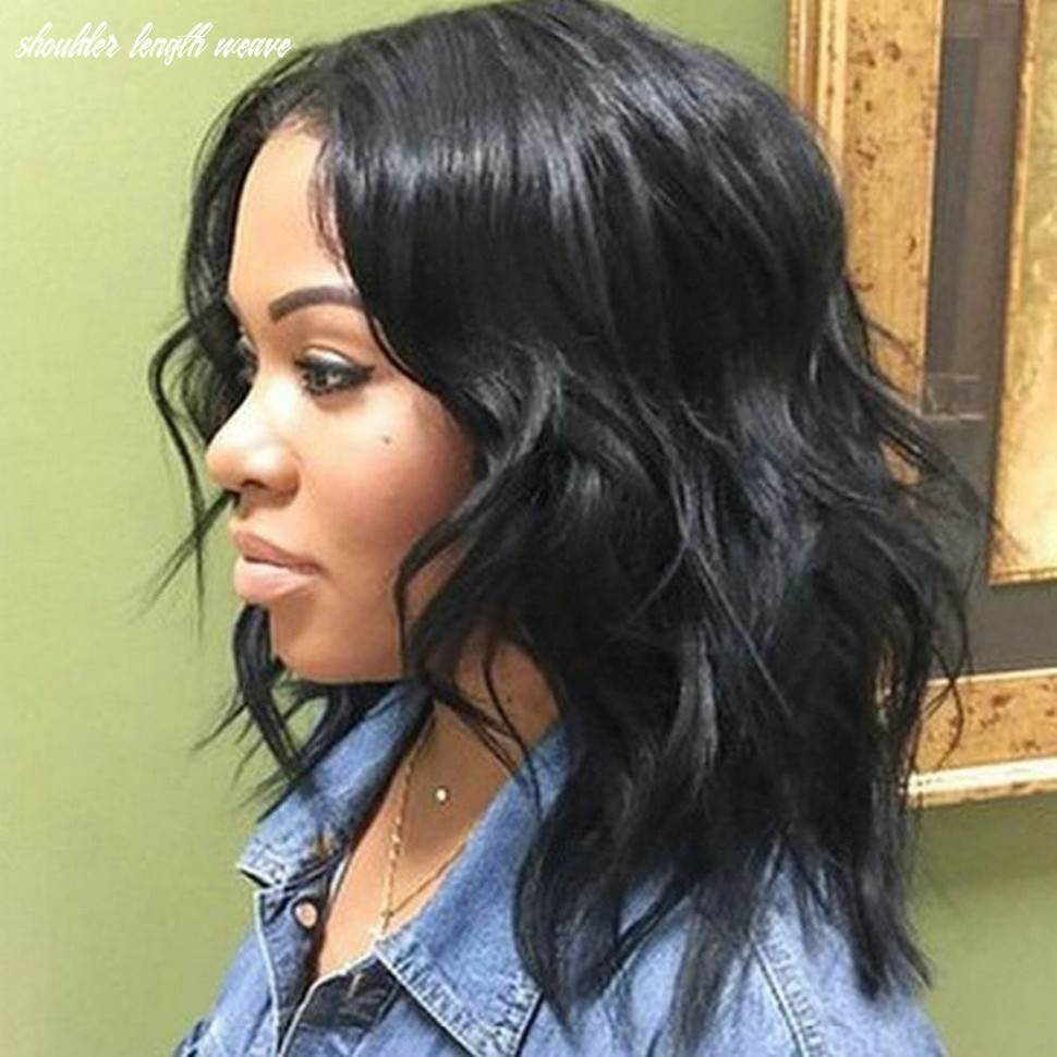 Shoulder length curly hairstyles with layers (with images
