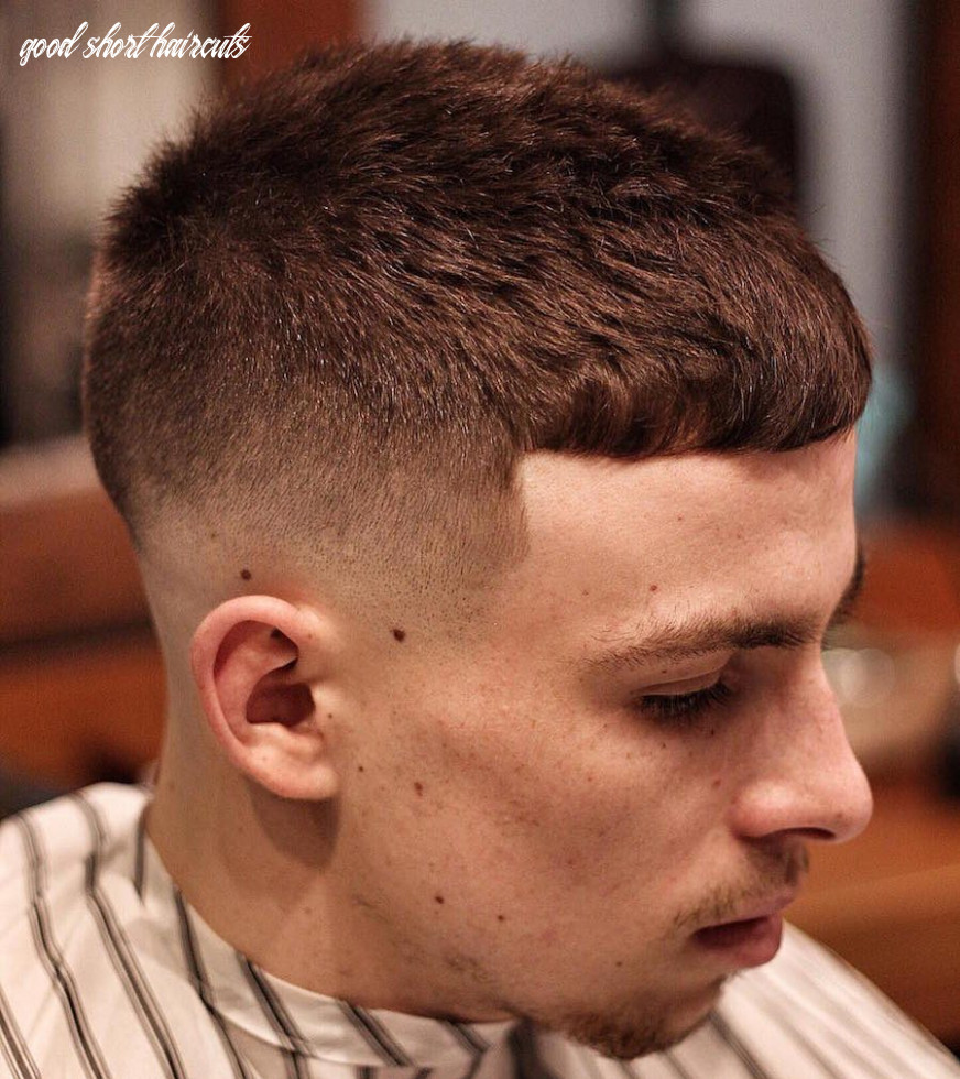 The 12 best short hairstyles for men | improb good short haircuts