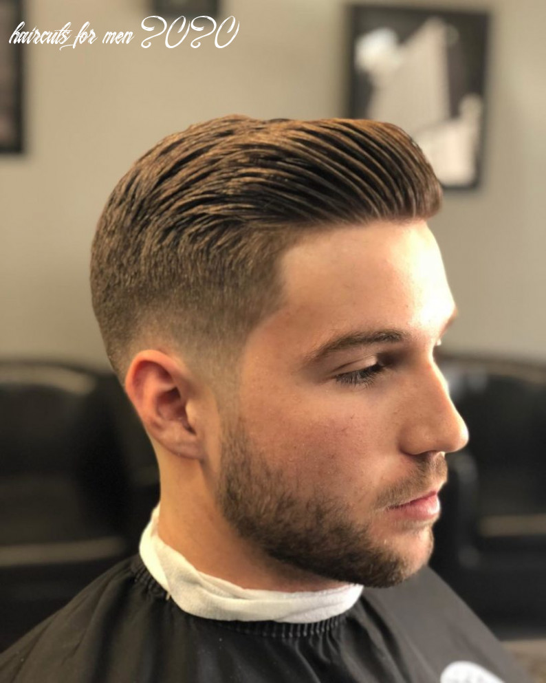 The best short hairstyles for men in 12 boss hunting haircuts for men 2020