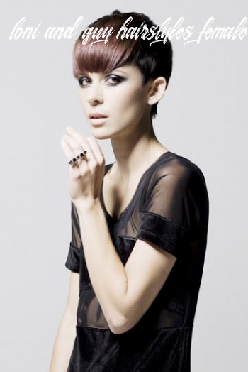 Toni and guy styles available at stuart laurence salon (haircuts