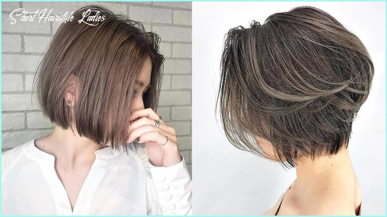 10 amazing short haircut for women ?professional haircut #10 short hairstyle ladies