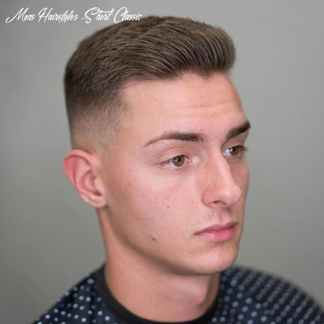 10 best short haircuts for men (10 styles) | mens haircuts