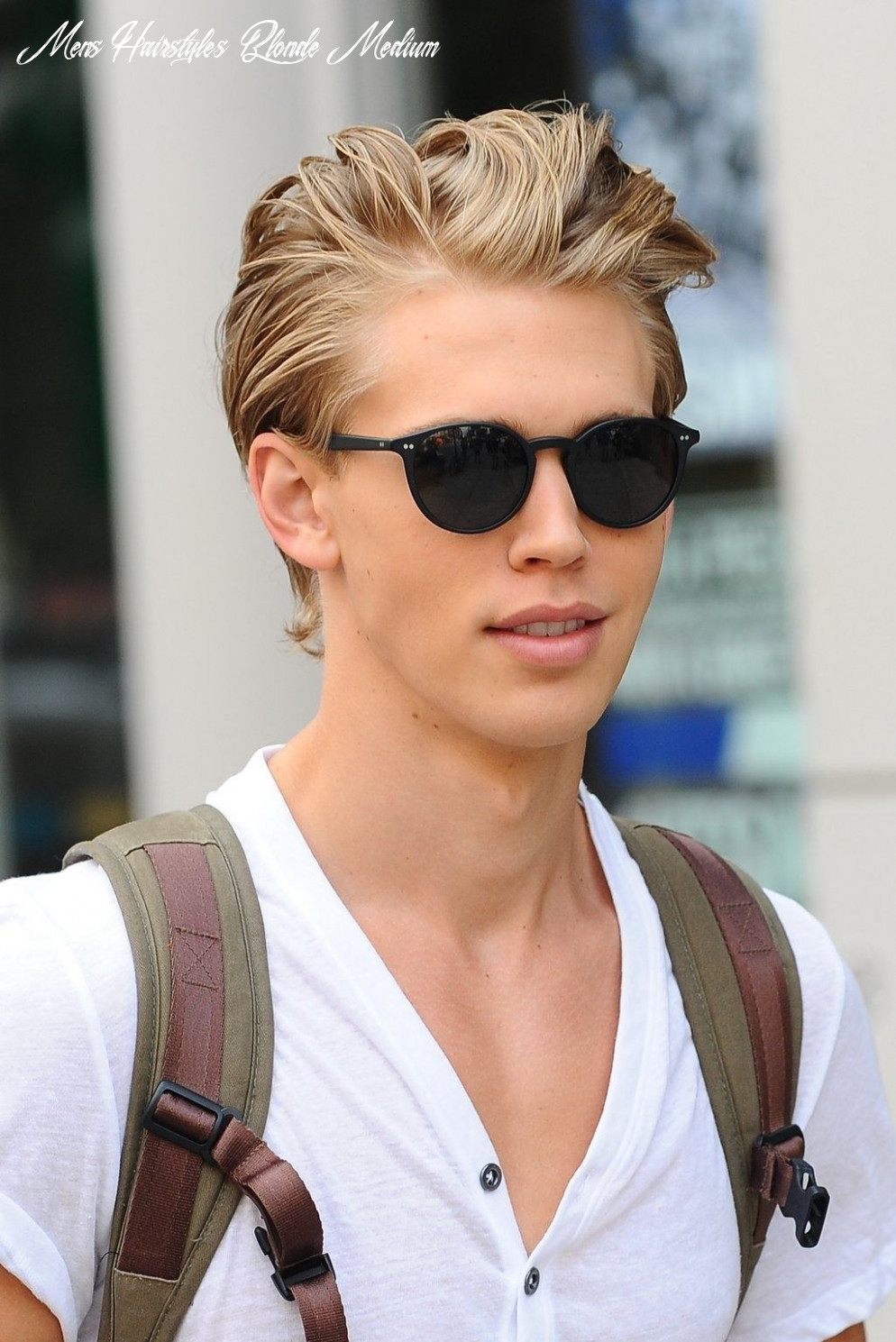 10 blonde hairstyles for men that every modern men will love to