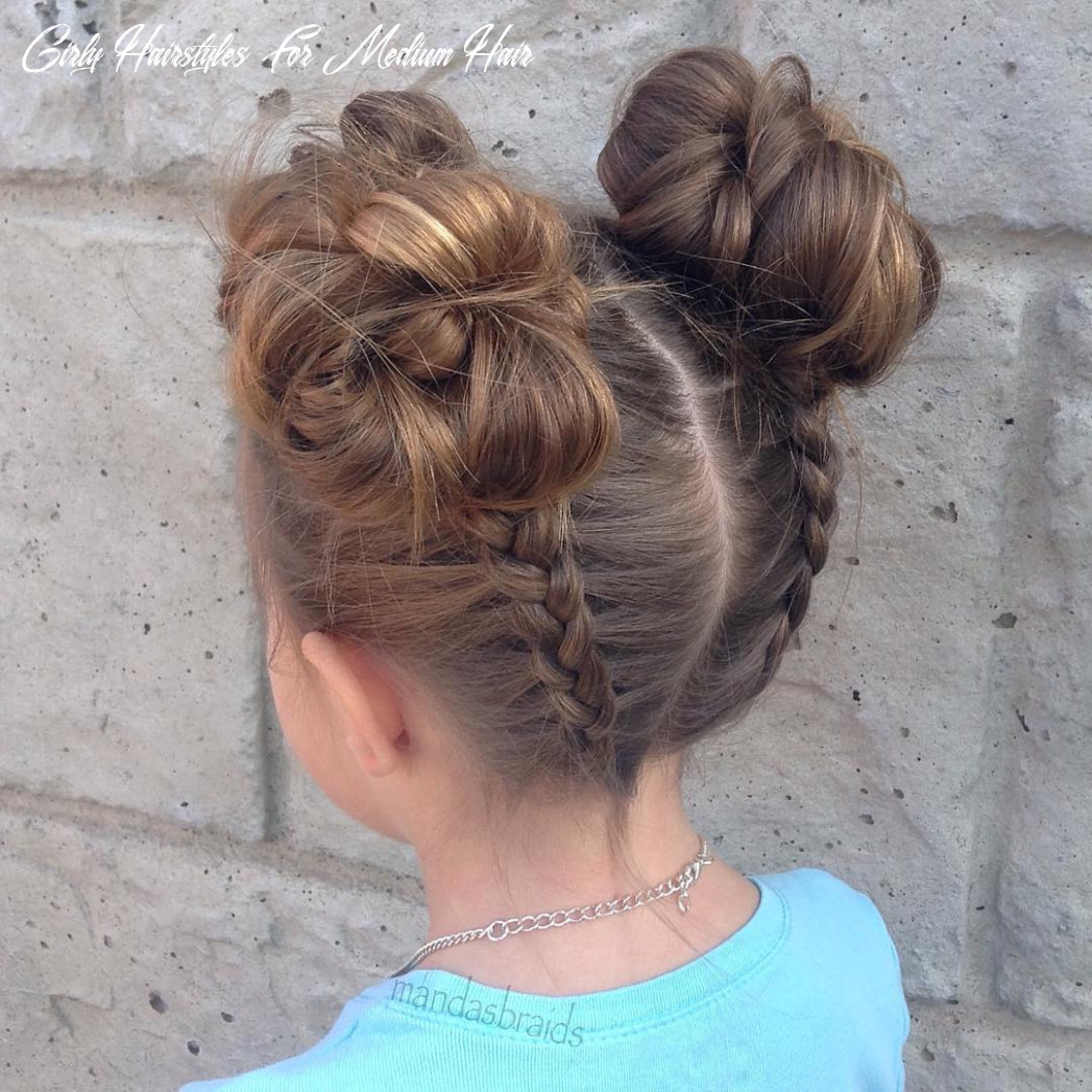 10 cool hairstyles for little girls on any occasion girly hairstyles for medium hair