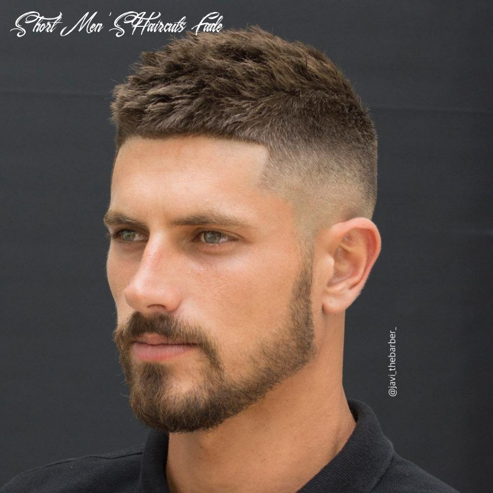 10 fade haircut styles for 10 (every fade type you can get