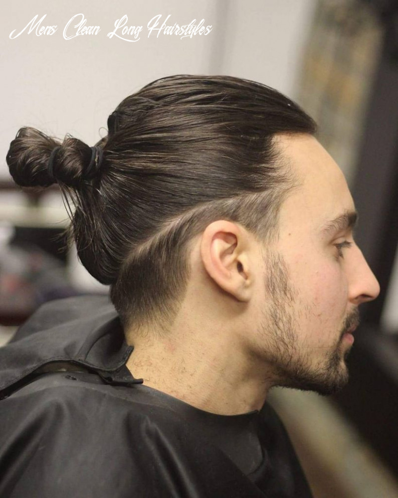 10 long hair ideas for men > cool long haircuts hairstyles for
