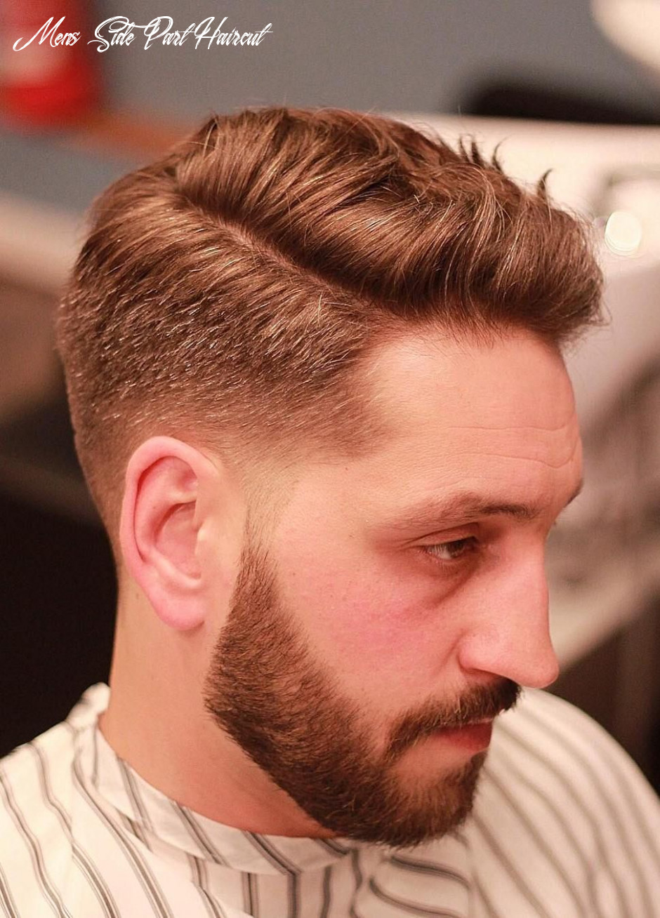 10 mens side part hairstyles be the trend setter of 10!   mens