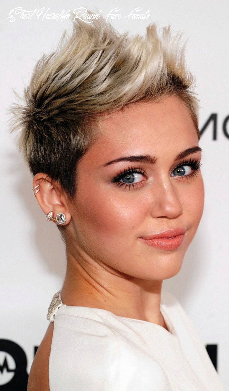 10 new short hairstyles for round faces hairstyle for women short hairstyle round face female