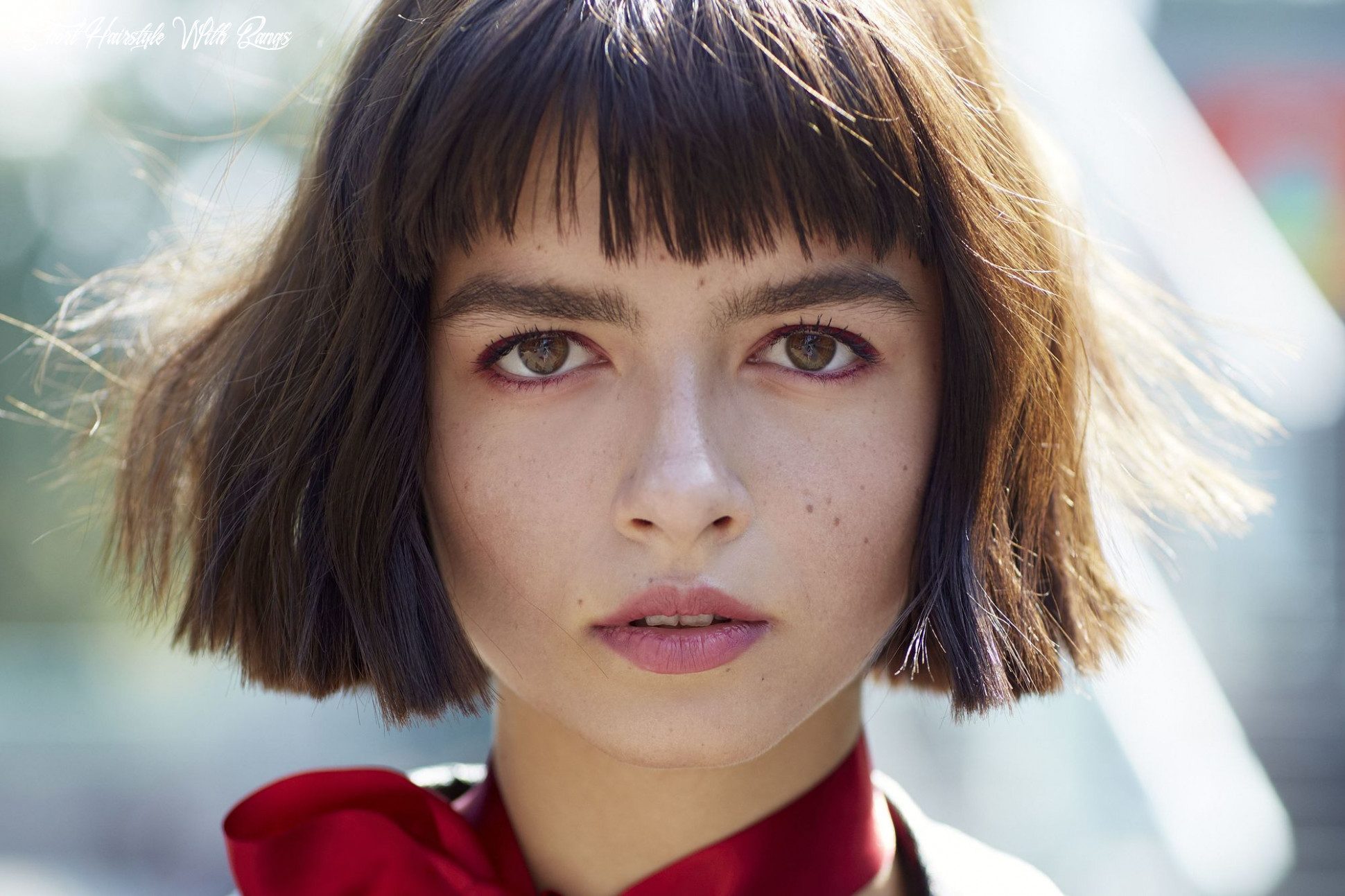 10 short hair with fringe inspiration for 10 short hairstyle with bangs