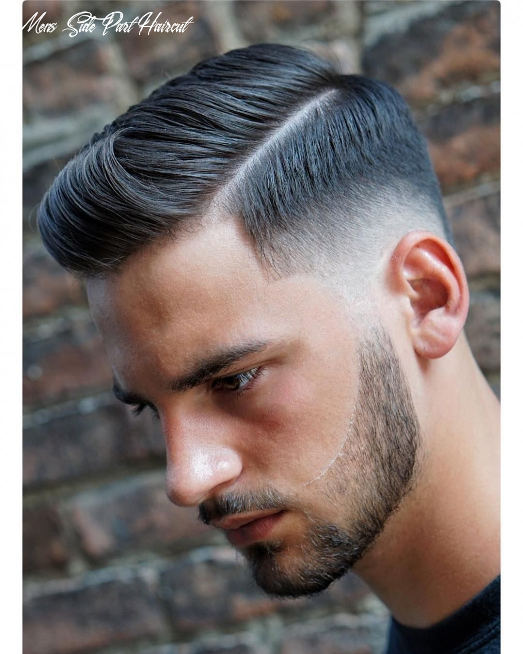 10 side part haircuts: 10 styles that are cool modern   coupe
