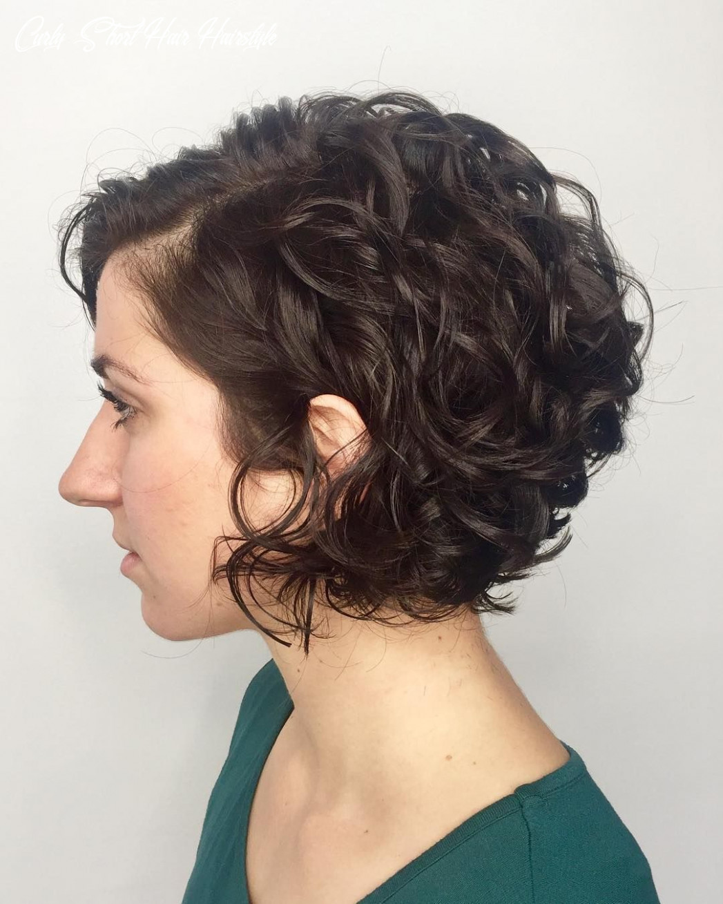 10 stunning curly short haircuts july 10 ig collection   short