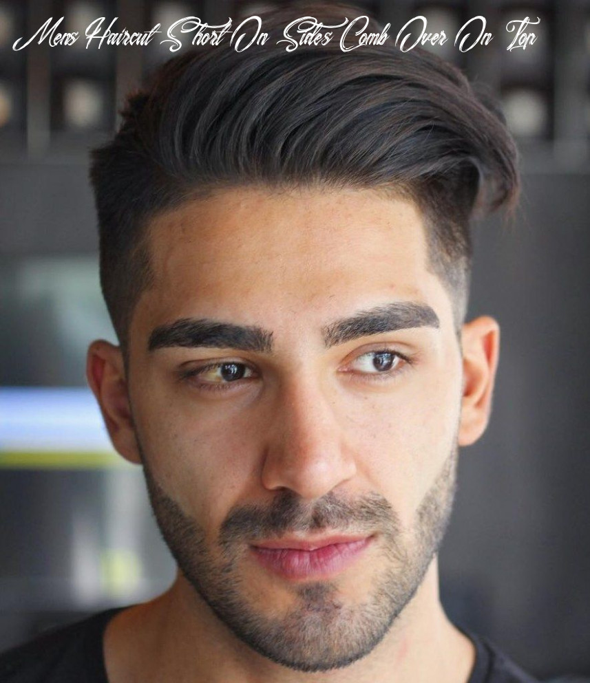 10 superb comb over hairstyles for men | comb over haircut, side