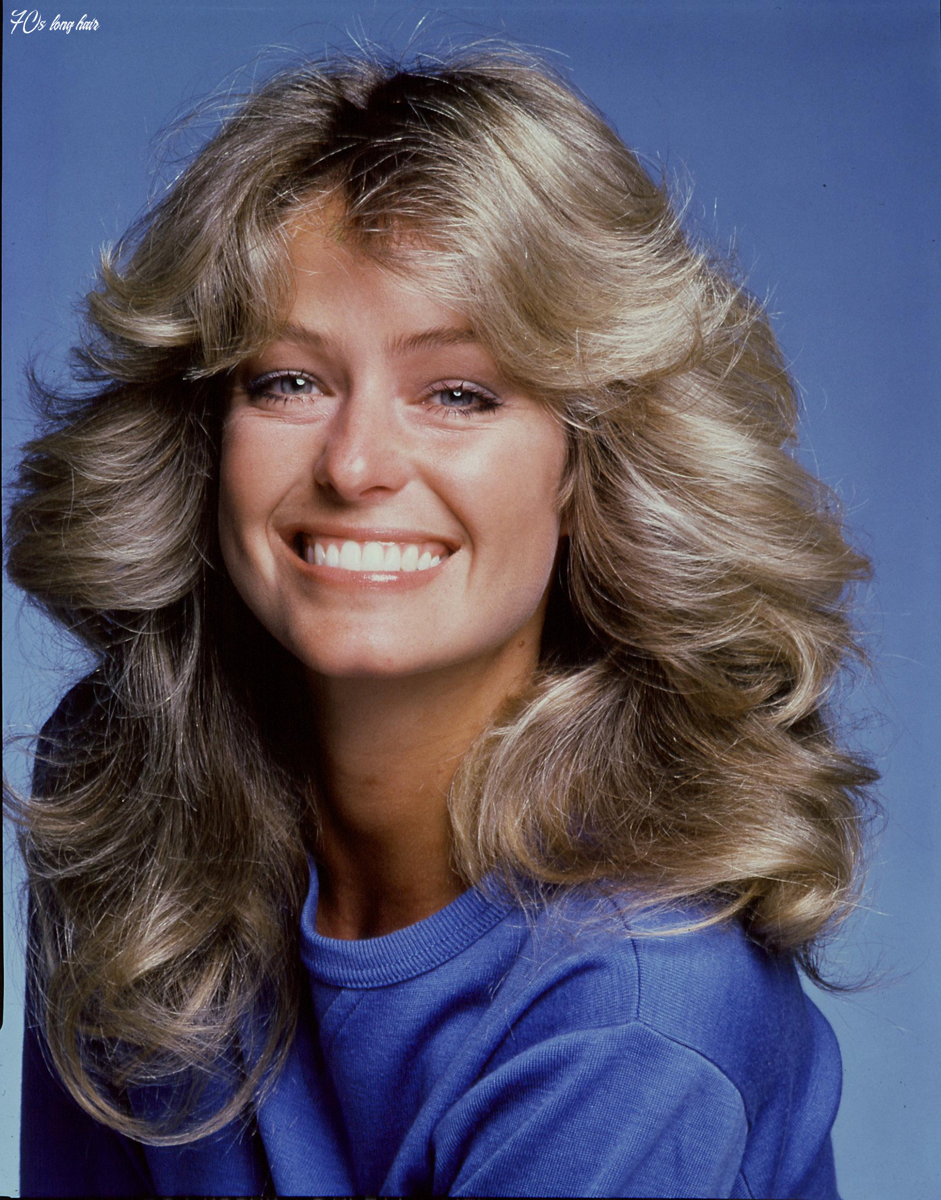10s hairstyles: 10 iconic hair trends making a comeback 70s long hair