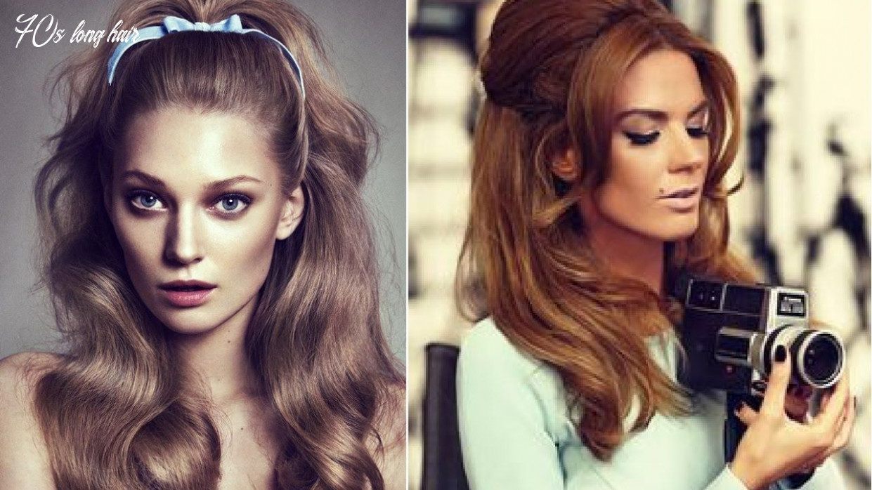 10s hairstyles for long hair long #10shair 10s hairstyles for long