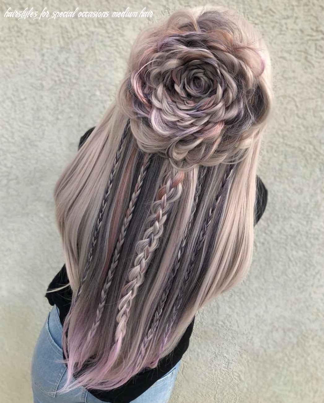 11 amazing braided hairstyles for long hair 11 women hair styles hairstyles for special occasions medium hair