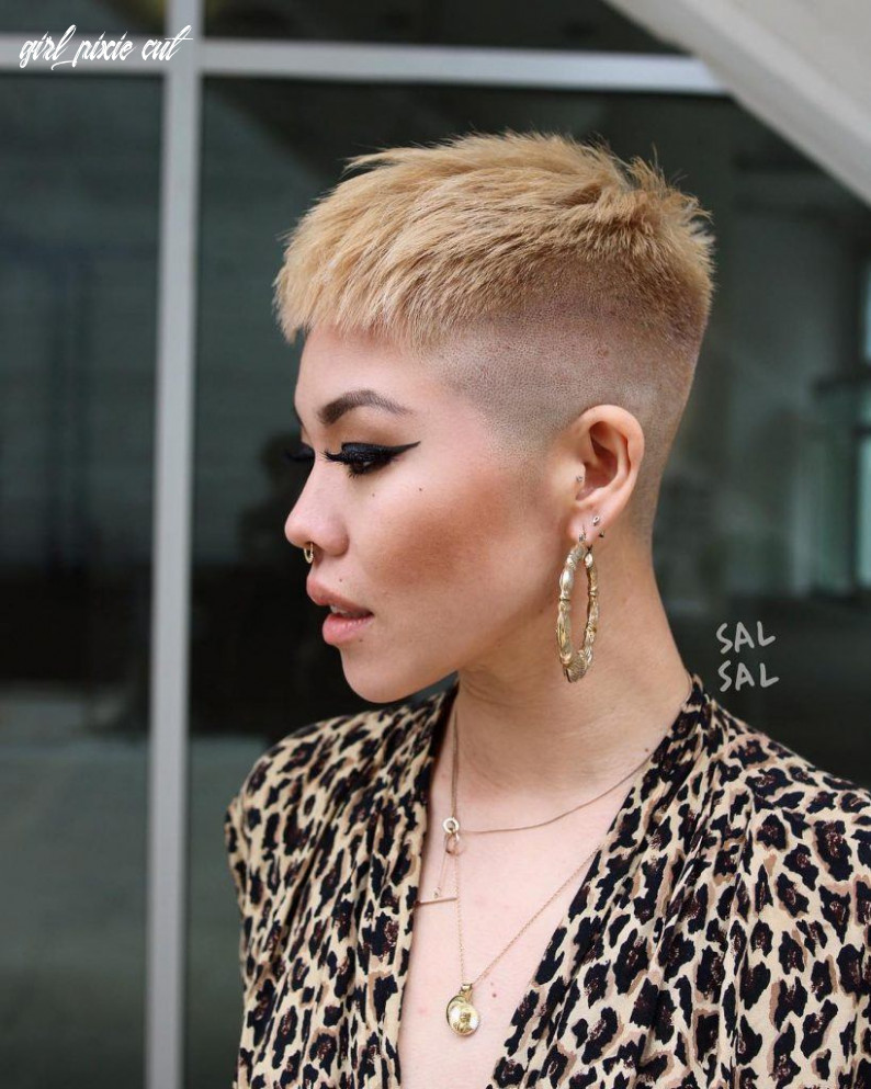 11 best pixie cut hairstyles for 11 you will want to see girl pixie cut