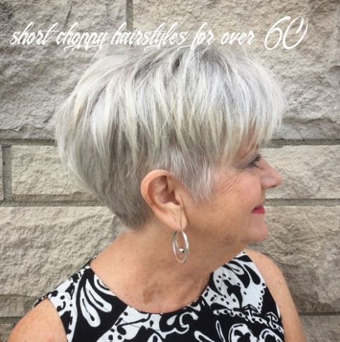 11 best short hairstyles and haircuts for women over 11 short choppy hairstyles for over 60