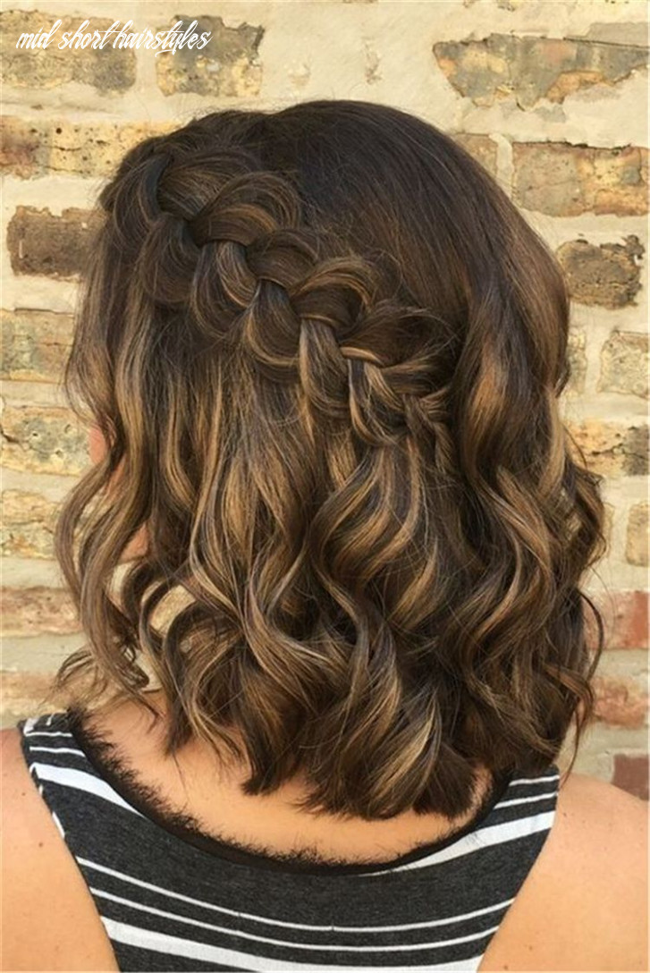 11 best short or mid length hairstyle for spring page 11 of 11