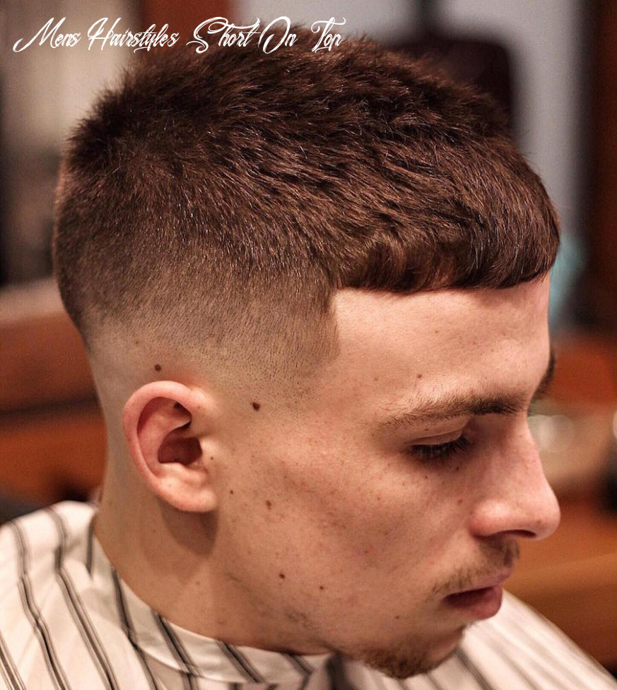 11 cool short haircuts for guys mens hairstyles short on top